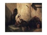 Italian Street Scene  1849
