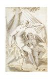 Venus and Cupid  1600