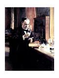 Louis Pasteur  1885