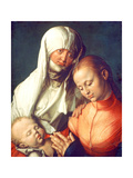 Virgin and Child with Saint Anne  C1519