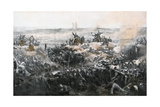 Taking of Malakoff by the French Army  1855