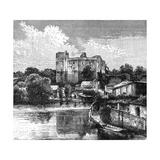 Ruins of Château De Clisson  France  1898