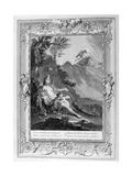 Clytia Turned into a Turnesole  1733