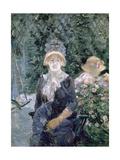In the Garden  1883