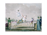 Exercises of the Circus Horse  C1818-1836