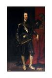 Portrait of King Charles I of England  Scotland and Ireland (1600-164)  1638