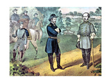 The Surrender of Confederate Forces in North Carolina  American Civil War  1865