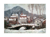 Winter Landscape  1895