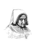 Study of an Old Woman's Head  1899