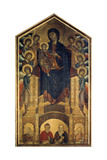The Madonna in Majesty  1285-1286