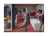 The Feast of Herod and the Beheading of Saint John the Baptist  1461-1462