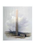 Obelisk of Heliopolis  1839