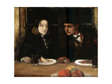 The Farewell Supper  (Toilers of the Se)  1897