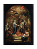 The Marriage of Mary and Joseph  18th or Early 19th Century
