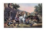 Preparing for Market  1856
