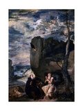St Anthony and St Paul  the Hermit  1645