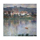 Village Vétheuil  1901
