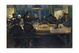 Le Repas D'Adieu  1899