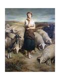 Saint Genevieve  C1810-1880