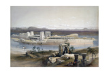 General View of the Island of Philae  Nubia  1838