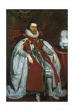 James I  King of England and Scotland  1621