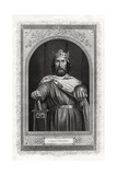 Charlemagne  King of the Franks  1875