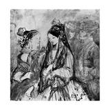 Spanish Ladies  19th Century