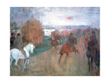 Horse Riders  1864-1868