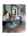 Dance Class  1874