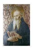 St Jerome  Mid 15th Century