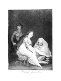 She Prays for Her  1799