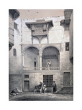House of Beyt El-Tcheleby  19th Century