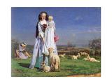 The Pretty Baa-Lambs  1859