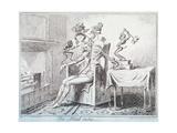 The Head Ache  1835