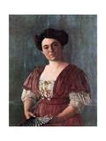 Portrait of Mme Haasen  1908