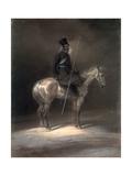 Cossack on Horseback  1837