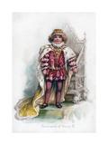 Coronation of Henry III  1897