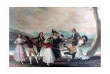 Blind Man's Buff  1788-1789