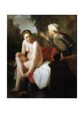 Bathing Bathsheba  17th Century