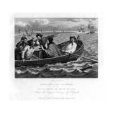 The Idle Prentice Turn'd Away and Sent to Sea  Plate V of Industry and Idleness  1833