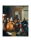 A Musical Party  1659