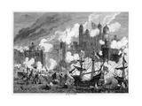 Attack Upon Saint Thomas's Tower by the Duke of Suffolk  1554