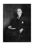 William Brockman Bankhead  Speaker of the House of Representatives  C1937