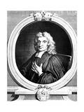 John Flamsteed  English Astronomer and Clergyman  1712