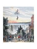 Théâtre De La Gaîté  Niagara Falls  1892