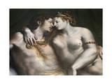 Love Scene  16th Century