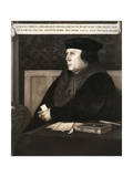 Thomas Cromwell  Earl of Essex  C1537