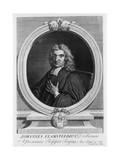 John Flamsteed  Astronomer  1712