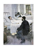 Visiting Day at the Hospital  1893