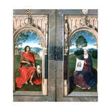 Triptych of Jan Florain  1479